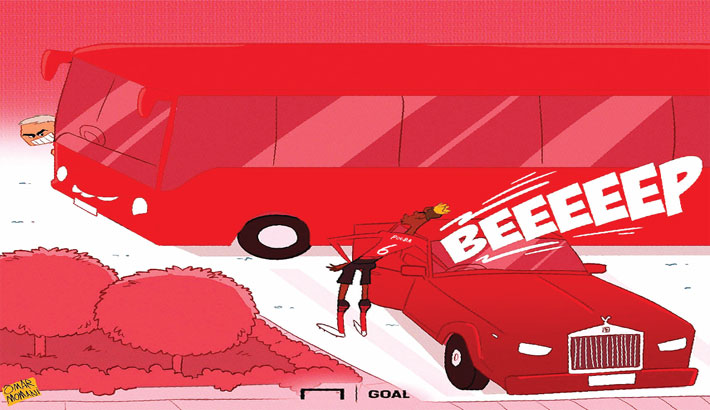 Mourinho Recounts Story of Pogba