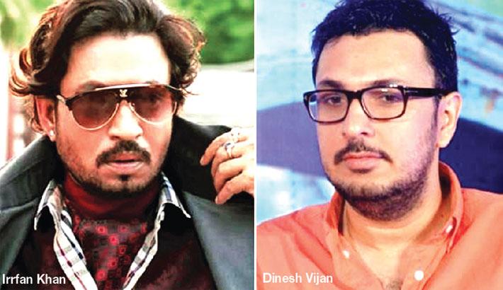 Everyone got emotional when Irrfan gave first shot: Dinesh Vijan