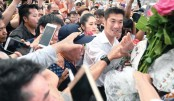 Rising Thai political star hit with sedition charge