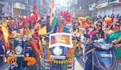 Celebrating 'Gudhi Padwa'