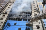 Strengthening Civil Defence for Security against Fire