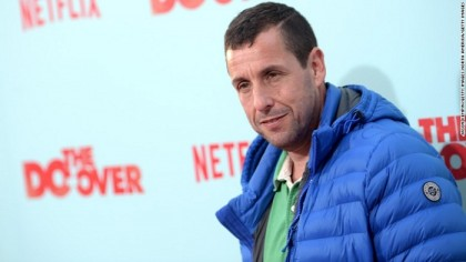 Adam Sandler to host 'SNL' for the first time   2019-04-07