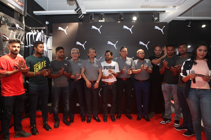 PUMA Opens First Flagship Store In Bangladesh