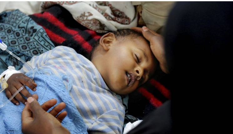 Vaccines blocked as deadly cholera raged in Yemen