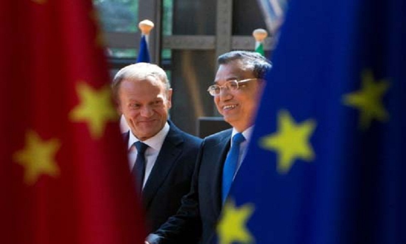 No breakthrough expected in EU-China summit