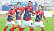 Marcos brace keep Bashundhara Kings on top