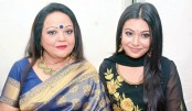 Nandita lends her voice to Sabina Yasmin's song