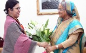 PM greets Rubana Huq