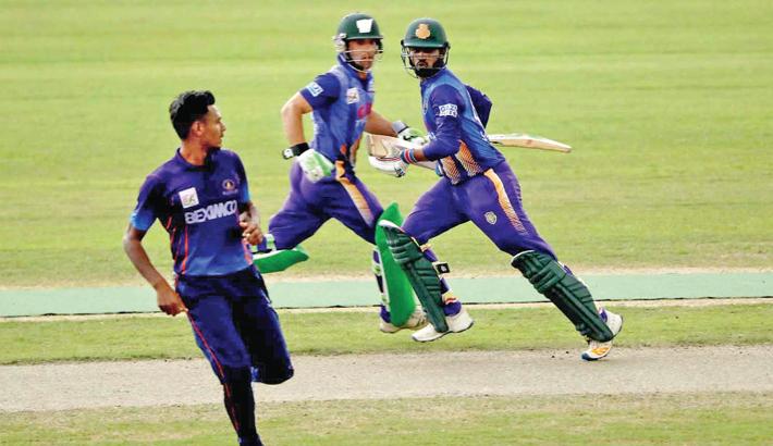 Mustafizur flaunts cutters in DPL comeback