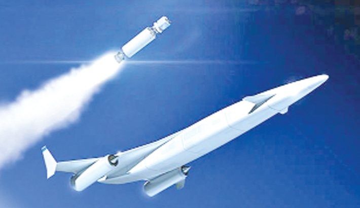 UK's Sabre space plane  engine tech in new milestone
