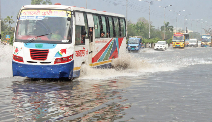 Lives Rain-struck