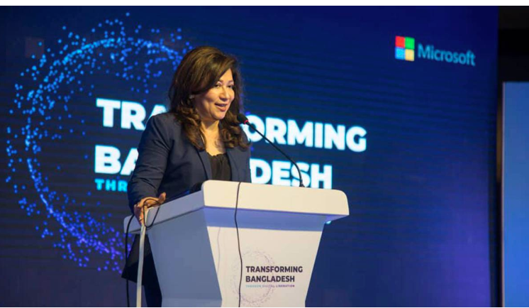 Sonia Bashir quitting Microsoft