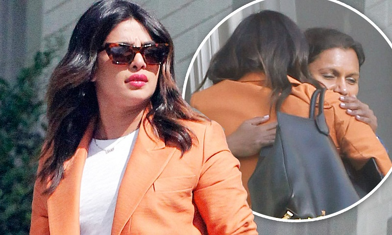 Priyanka Chopra drops hint of working with Mindy Kaling in a new Hollywood project