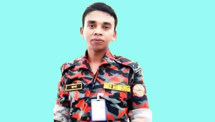 Fireman Sohel Rana's body arrives in Dhaka