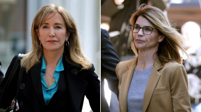 Prosecutors want prison time for Felicity Huffman