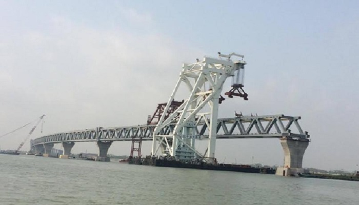 3 more spans of Padma Bridge to be installed on April