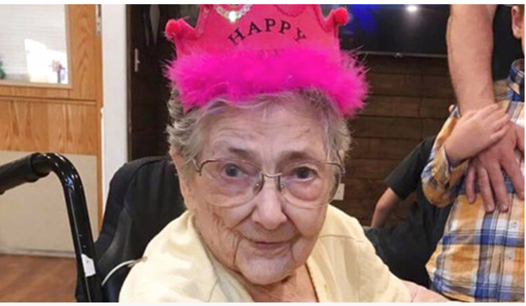 Woman lived to 99 with most organs on wrong side of body