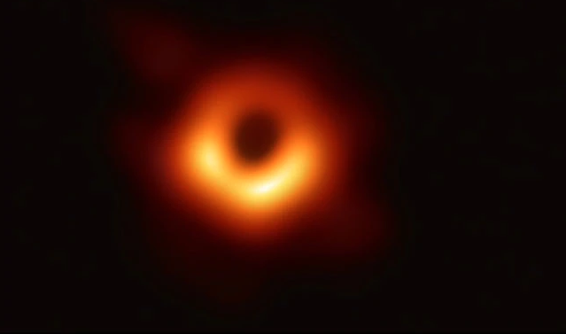 First ever image of a black hole captured by astronomers