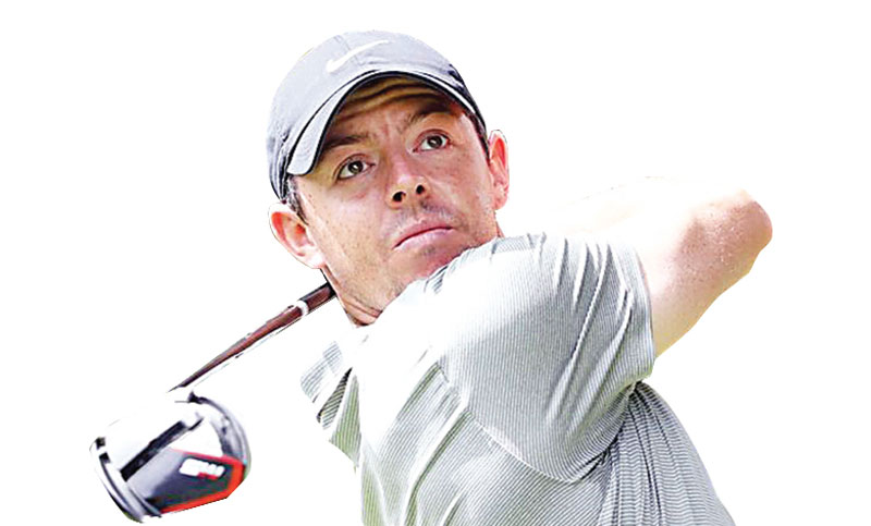 I have the game for Augusta: McIlroy