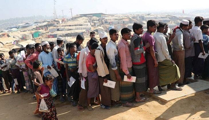 Rohingya repatriation: Bangladesh wants US, its friends put pressure on Myanmar