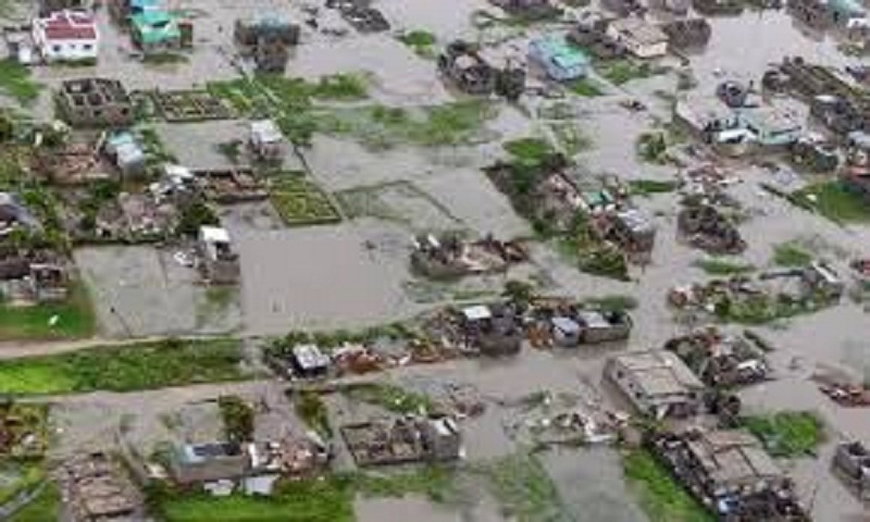 Cyclone Idai's death toll now above 1,000 in southern Africa