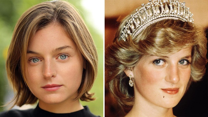 Newcomer Emma Corrin nabs Diana role in 'The Crown'