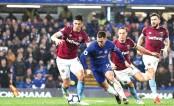 Chelsea go third with Hazard heroics