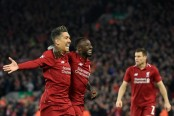 Liverpool ease past Porto to close on Champions League semis