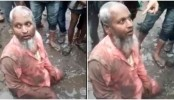 Assam man thrashed by the mob, forced to eat pork for 'selling' beef (video)