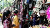 Shopping gains momentum ahead of Pohela Boishakh