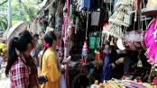 Shopping gains momentum ahead of Pohela Boishakh