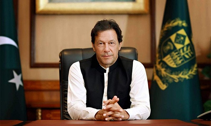 Pakistan PM Khan: Kashmir issue 'cannot keep boiling'