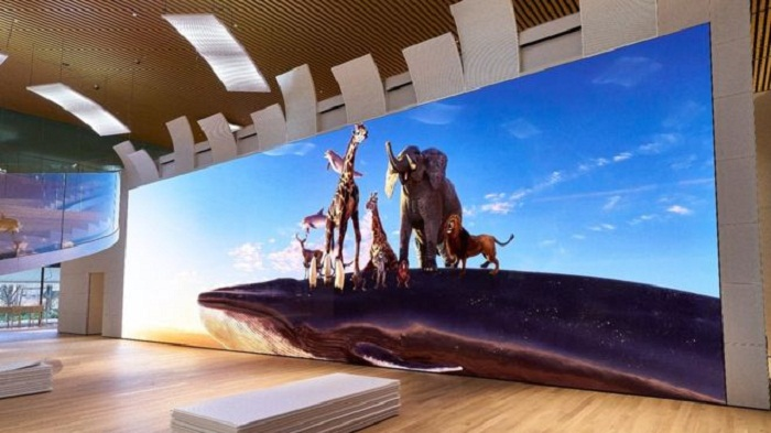 Sony creates colossal 16K screen in Japan