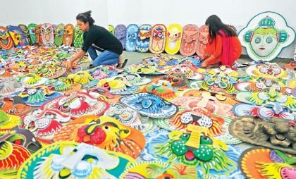Shopping gains momentum ahead of Pahela Baishakh