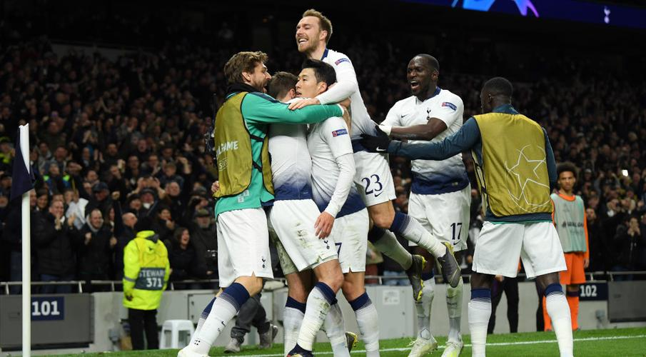 Son rocks City as Spurs survive Kane injury blow