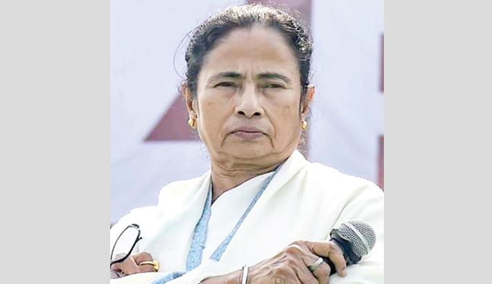 Modi will never be PM again: Mamata