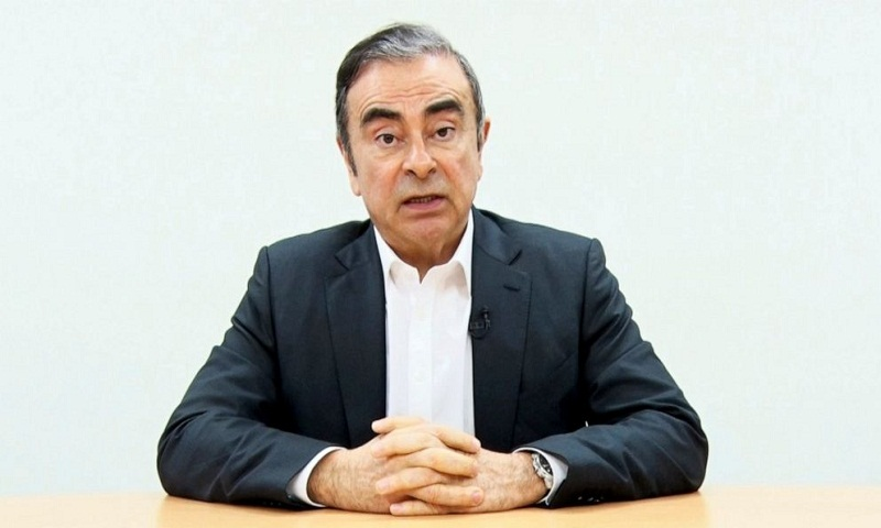 Wife of Nissan ex-exec Ghosn being questioned in Tokyo court