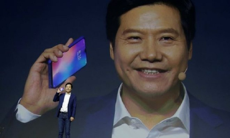 Smartphone chief Lei Jun receives £735m bonus