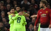 Barca too good for Man U even on an off night for Messi & Busquets