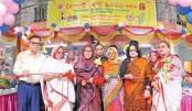 Women and Children's Affairs Secretary Kamrun Nahar inaugurates 'Baishakhi Mela 1426'