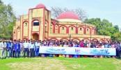 Bangladeshi youth delegation visits India