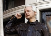 WikiLeaks founder Julian Assange in key dates