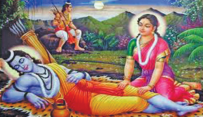 Urmila, neglected wife in Ramayan  (part-1)