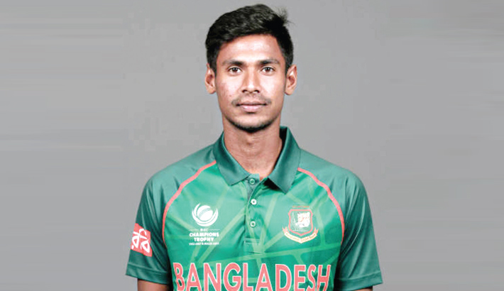 Bangladesh receive Mustafiz injury blow