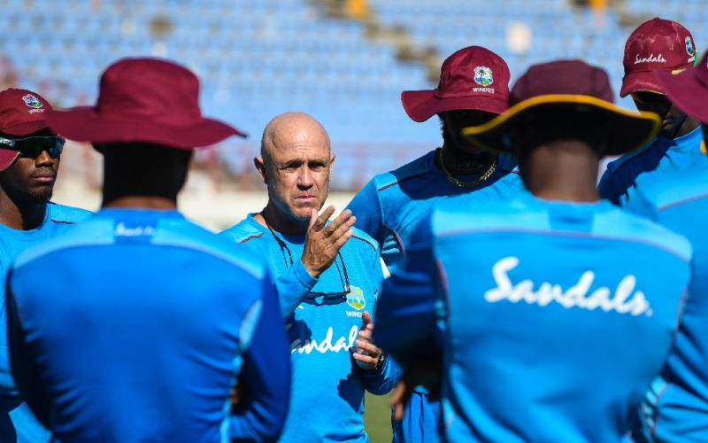 Windies sack coach Pybus just weeks before World Cup