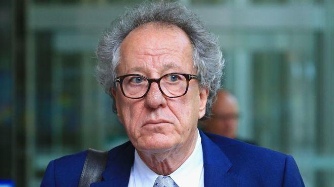Geoffrey Rush wins defamation case against the publisher