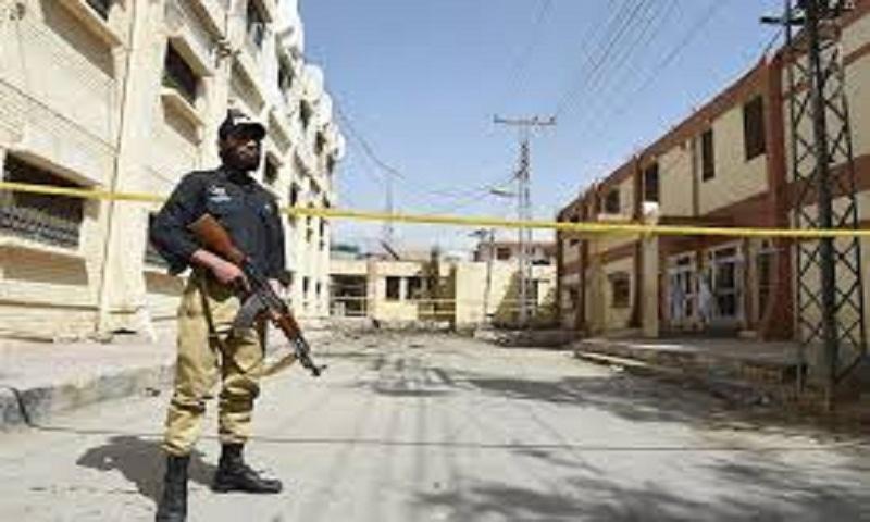 Bombing at open-air market in southwest Pakistan kills 16