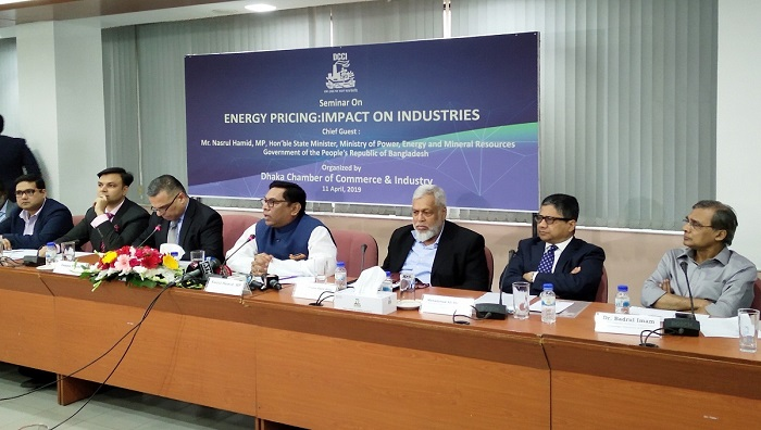 Businessmen urge govt not to increase gas, electricity prices