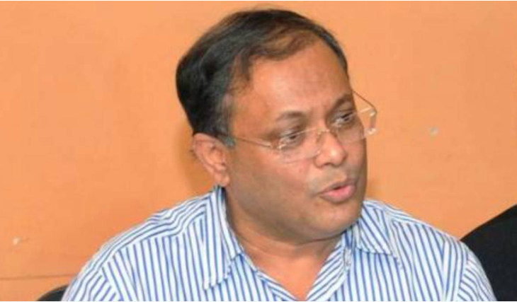 BNP's threat like sick lion's roar: Info Minister