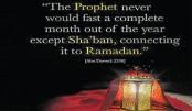 Sunnah of fasting in Shaban